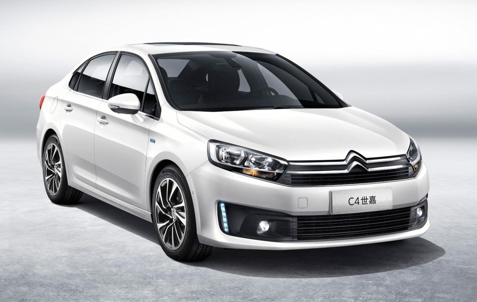 Foto de Citroën C4 Sedán para China (1/4)