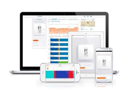 Podemos controlar el Netatmo desde un ordenador, tablet o teléfono