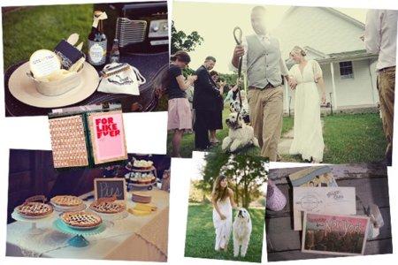 Blogs dedicados a bodas, para novias alternativas que quieren tomar ideas