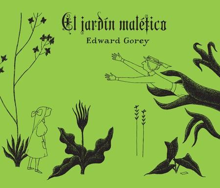 jardin malefico zorro rojo gorey