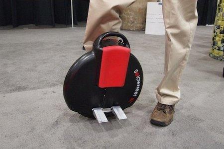 Solowheel: monociclo eléctrico que recuerda a patinar