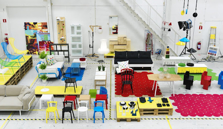 Ikea presenta la colección PS 2012 para su 60 aniversario