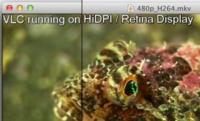 Empiezan las actualizaciones: VLC y Reeder ya son compatibles con la pantalla retina del nuevo MacBook Pro