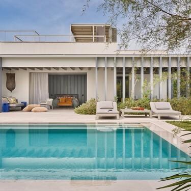 """Recopilación de algunas de las mejores casas de veraneo en Ibiza en el libro """"Romano: Ibiza Summer Houses"""""""