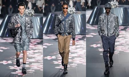 Dior Homme Mira Al Futuro Al Presentar Su Primera Coleccion Pre Fall 2019 En Tokyo 2
