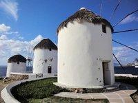 Mykonos: Fiesta, playas y molinos de viento