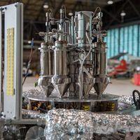 La NASA ha probado con éxito este pequeño reactor nuclear que serviría para generar energía a los hábitats en Marte
