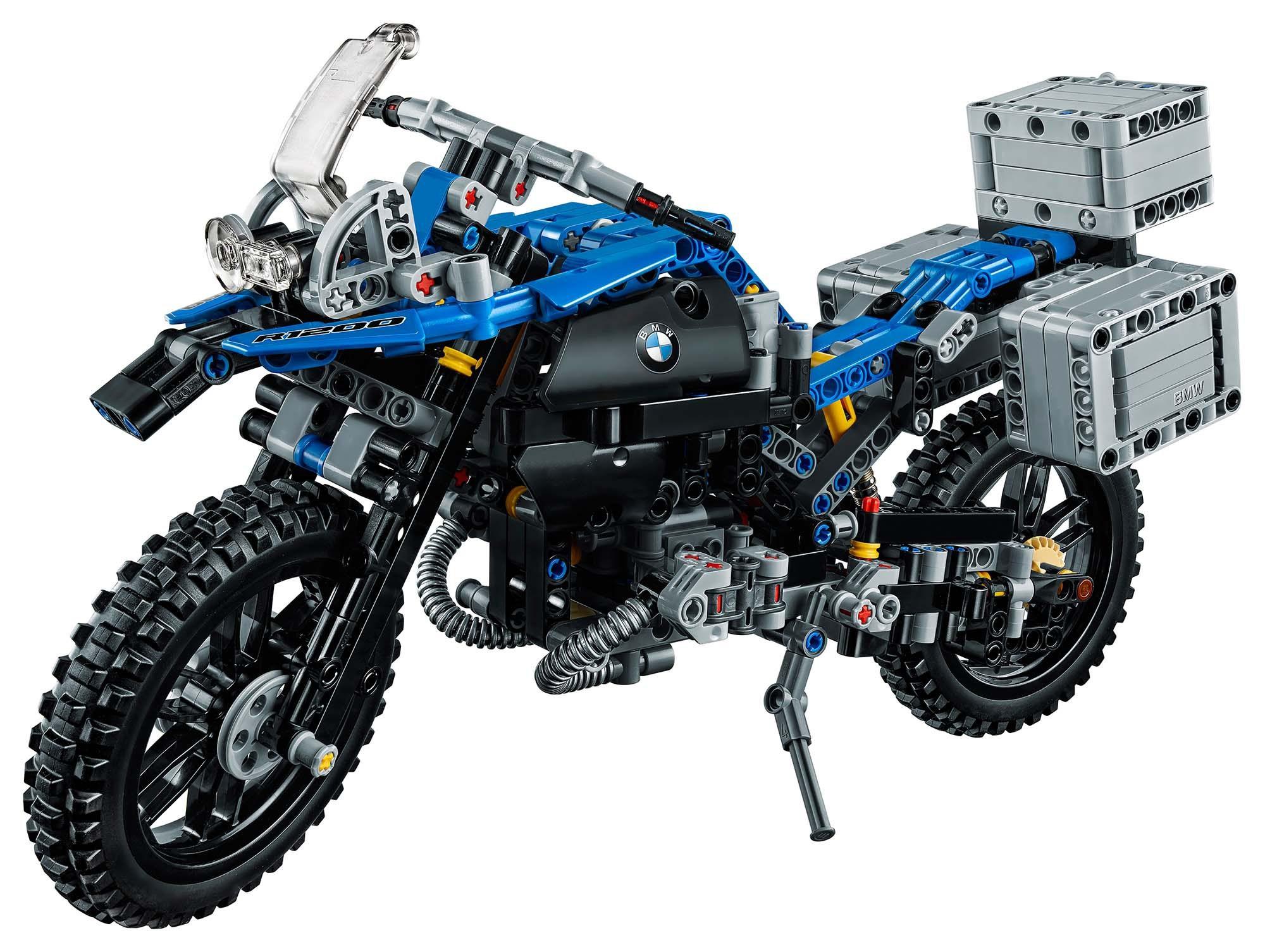 Foto de BMW R 1200 GS Adventure LEGO (10/13)