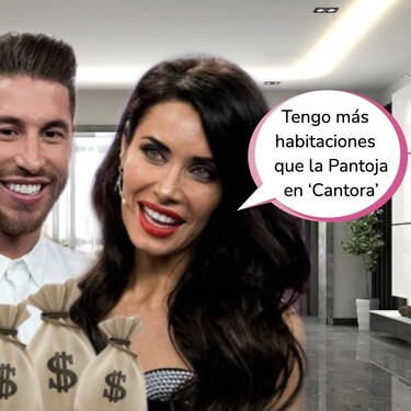 Sergio Ramos y Pilar Rubio se mudan a su casoplón de 12 millones: con 20 baños y varias 'suites' para el servicio