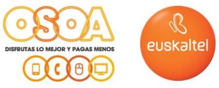 Euskaltel completa su oferta convergente con la tarifa Redonda y rebaja los 120 megas de fibra