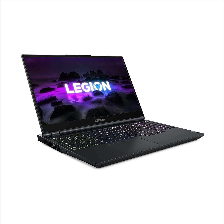 Lenovo Legion 5 - 15.6 pulgadas, FHD (1920 x 1080), procesador AMD Ryzen 7 5800H, 16GB DDR4 RAM, 512GB NVMe SSD, NVIDIA GeForce RTX 3050Ti, Windows 10H