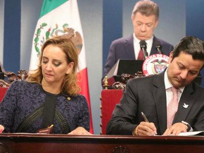 Colombia y México se unen para combatir el robo de celulares