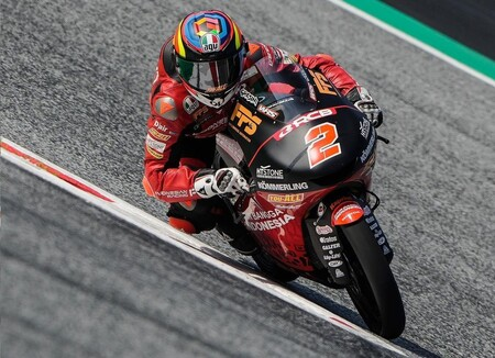 Rodrigo Silverstone Moto3 2021