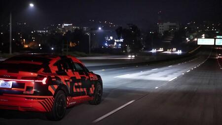 Audi Etron Digital Matrix Light