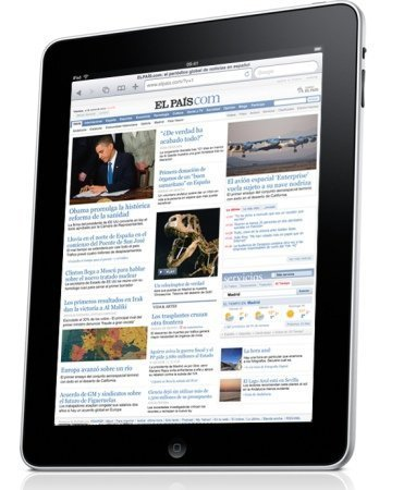 Jugando con un Wiimando en iPad. Precio y fecha de salida del iPad en España
