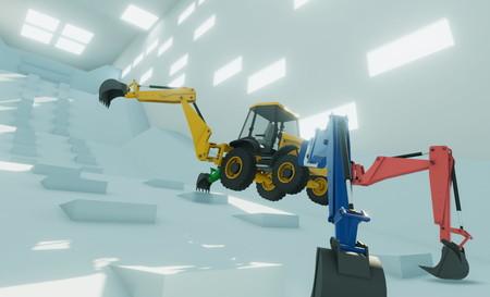 BH Trials me ha demostrado que el parkour con excavadoras es posible... si te armas de mucha paciencia