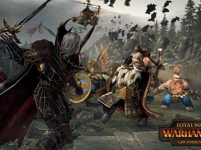Total War: WARHAMMER muestra su espectacular editor de mapas... ¿llamado Terry?