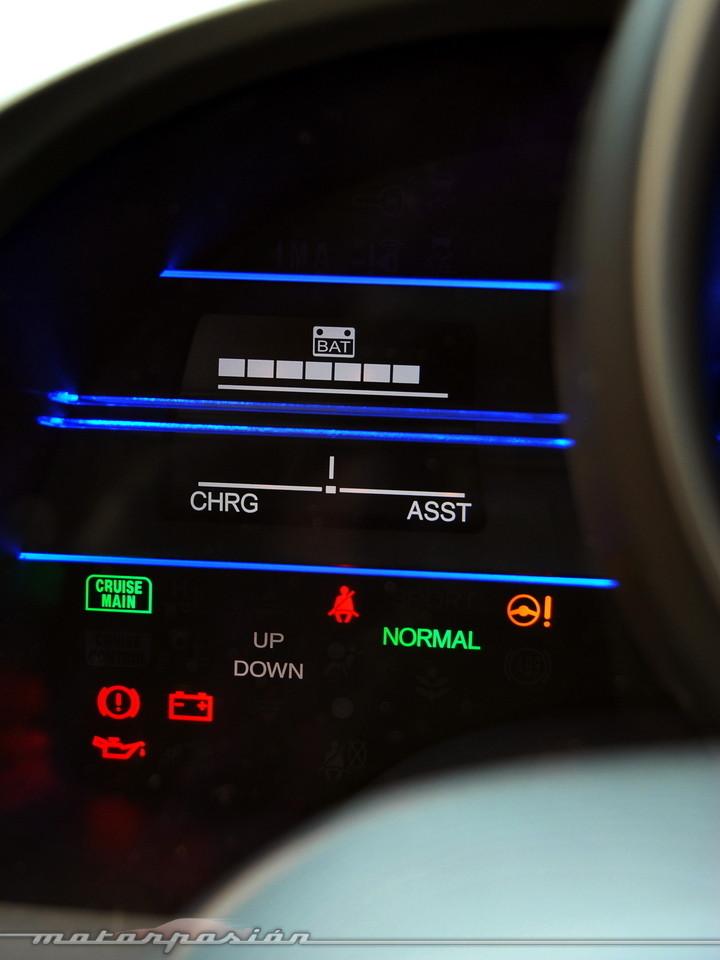 Foto de Honda CR-Z (presentación) (34/51)