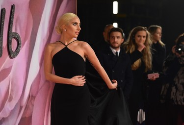 British Fashion Awards 2016: la alfombra roja al completo
