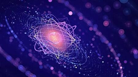La densidad de átomos diferentes puede variar más que la densidad de la corteza terrestre y el núcleo