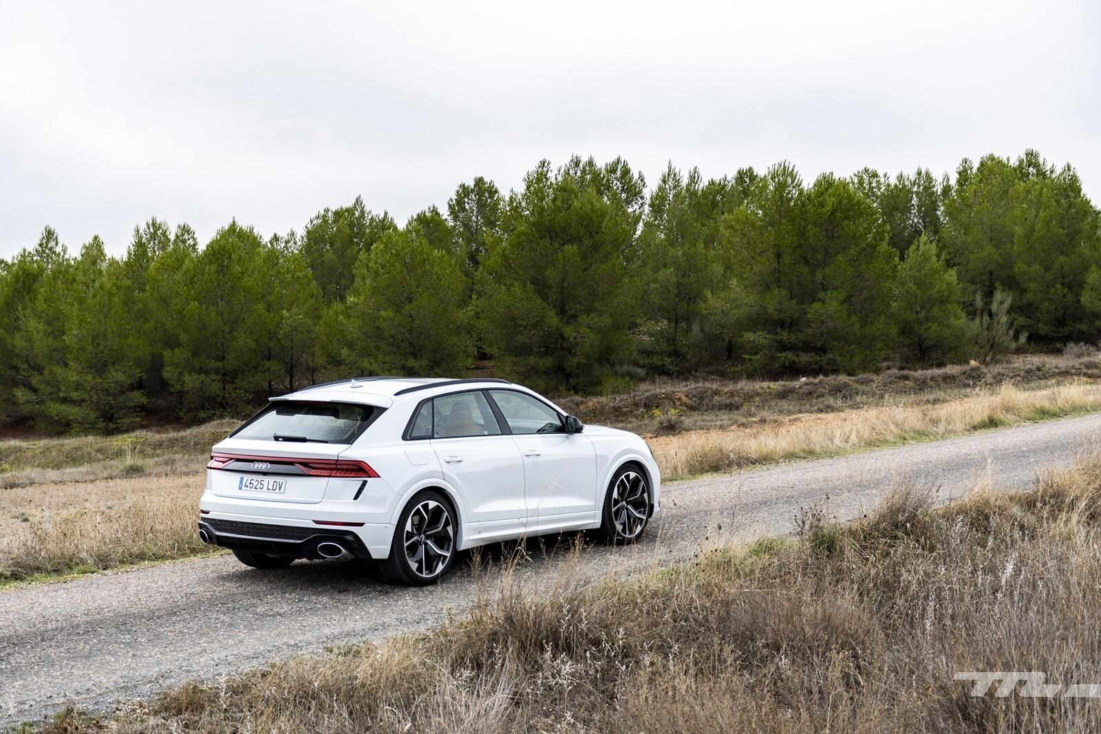Foto de Audi RS Q8 2020, prueba (40/40)