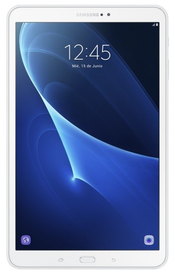 Tablet Samsung Galaxy Tab A (2016) 10,1'' Wi-Fi 16 GB (Blanco)