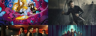 Todas las series canceladas por Netflix en 2021