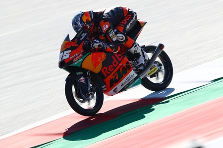 Raul Fernandez Estiria Moto3 2020