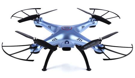 Venta Flash: Drone Syma X5HC por 44 euros y envío gratis en GearBest