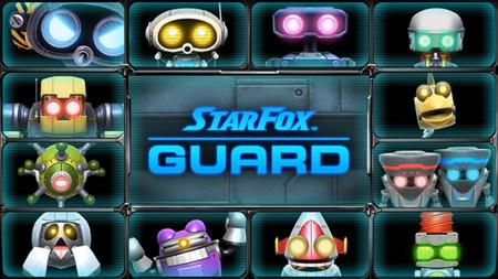 Ya puedes ver más de Star Fox Guard gracias a un vídeo de siete minutos