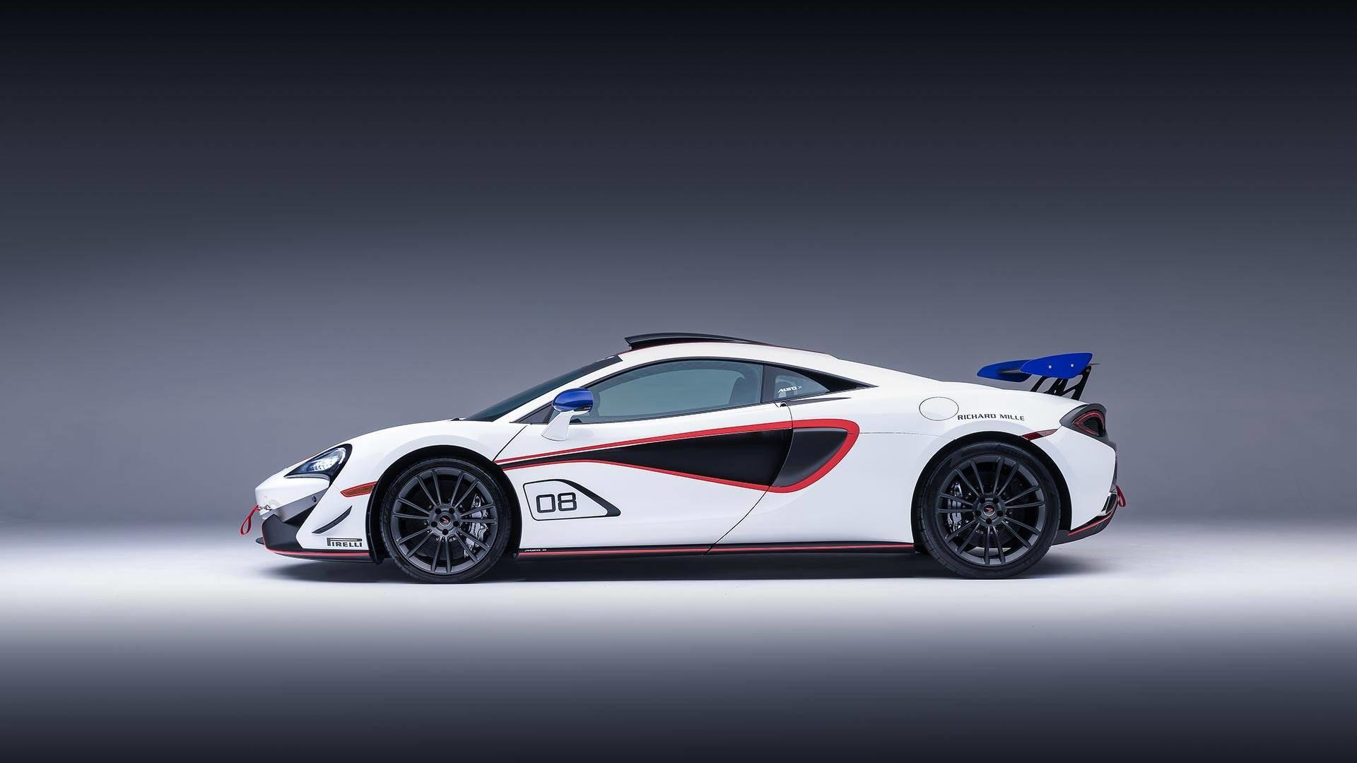 McLaren 570S Coupé MSO X