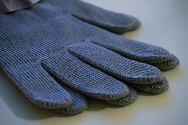 Mujjo Touchgloves detalle dedos
