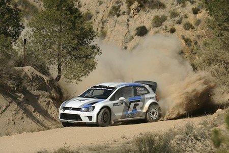 Volkswagen sigue de pruebas con el Polo en Portugal