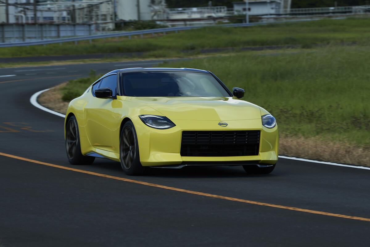 Foto de Nissan Z Proto (12/26)