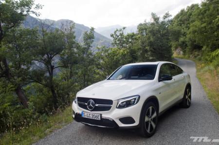 Mercedes-Benz GLC Coupé: probamos el SUV más animado de la familia