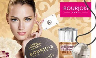 Bourjois también lanza su colección de Navidad