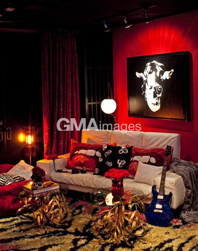 Foto de La casa de Christina Aguilera (21/26)