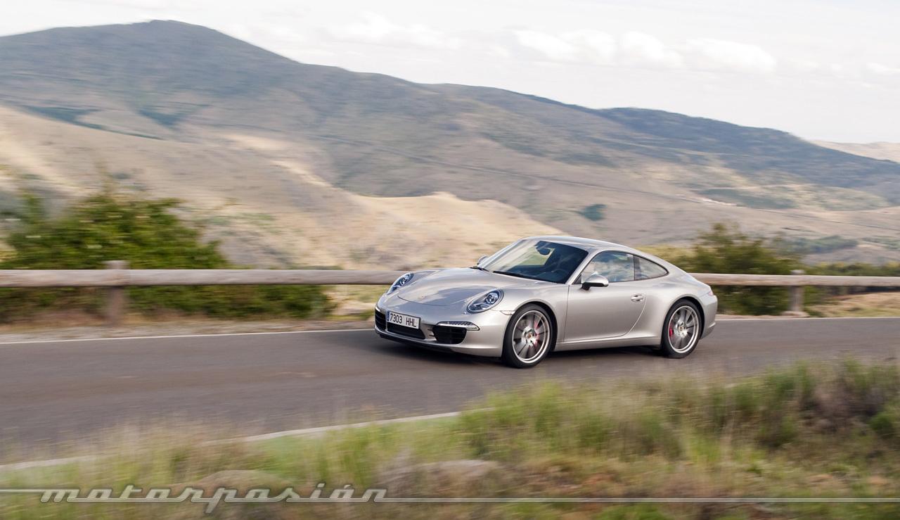 Foto de Porsche 911 Carrera S (prueba) (11/54)