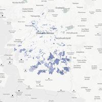 CDMX ya tiene mapa de casos de COVID-19 por colonia en tiempo real: estas son las más afectadas