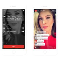 YouTube lleva el streaming en directo a sus apps móviles para competir con Periscope