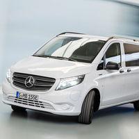Mercedes eVito Tourer: la furgoneta eléctrica se renueva triplicando su autonomía, que llega ahora a los 421 km
