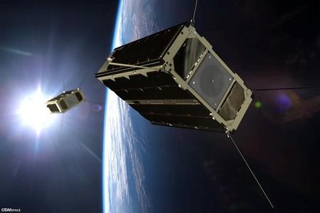 El butano será el combustible del próximo satélite de la ESA