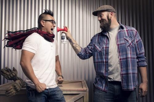 """""""El amor por cazar mitos se basa en el amor por la ciencia"""": Jon Lung y Brian Louden, nuevos presentadores de 'Cazadores de Mitos'"""