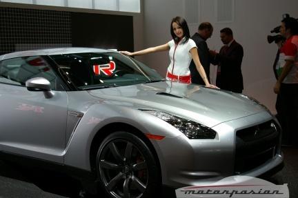 El Nissan GT-R en el Salón de Ginebra con algo menos de peso