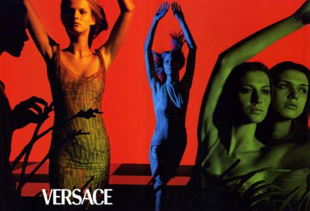 1998, Versace