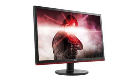AOC G2460VQ6, un monitor gaming económico, esta semana más económico aún en PcComponentes, por 129 euros