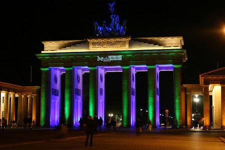 Berlín: Festival de las Luces 2009