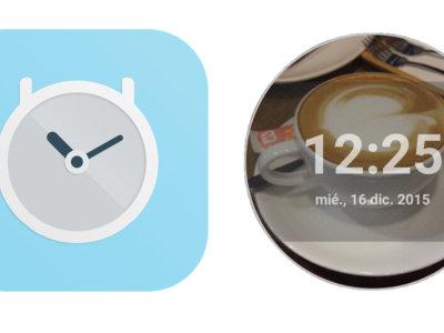 Crea un widget de reloj personalizado con tu foto con Picture2Clock