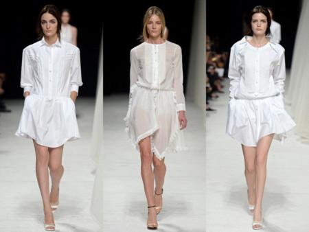 Tendencias Primavera-Verano 2014: vestido camisero