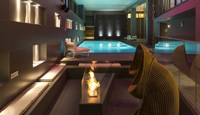 L Heliopic Spa Chamonix Pool 60
